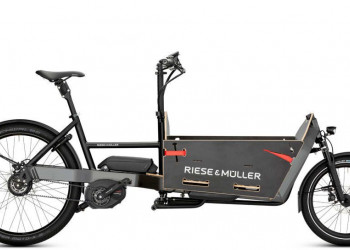 Riese & Müller Packster 60 Nuvinci