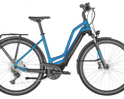 E-Bike, Bergamont, E-Horizon Expert, Amsterdam, blau, 44cm, 2 Jahre Garantie