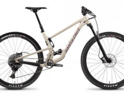 Mountainbike, Santa Cruz, Tallboy Alu, R-Kit, Ivory, L