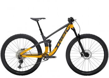 Trek Fuel Ex 5 L 29 Wheel Lithium Greymarigold 2021