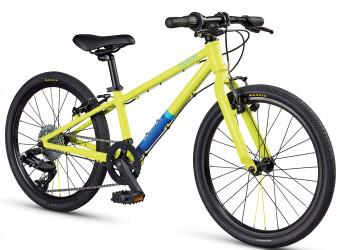 "Kindervelo MTB Cycletech Speedster 24"" citron matt"