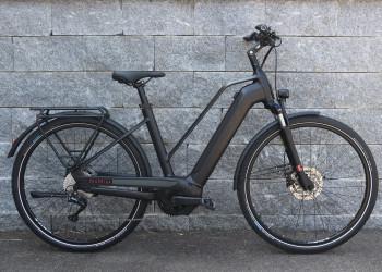 Kettler Alu Rad Quadriga Cx10  Black Matt 28 Zoll  Trapez 50 Cm Powertube 625 Horizontal