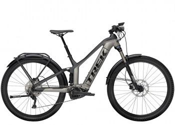 """Trek Powerfly FS 4 Equipped S (27.5"""""""" wheel) Matte Gunmetal/Matte Black"""