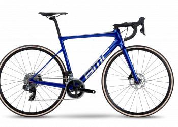 BMC Teammachine SLR FOUR blu bru ora 56 Rival AXS HRD MY22
