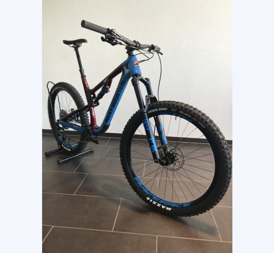 Rocky Mountain Pipeline 70 Carbon