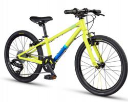 """Kindervelo MTB Cycletech Moskito 20"""" citron matt"""