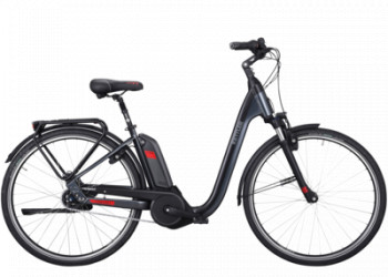 Kettler Alu-Rad Comfort 5 FL 400 Wh