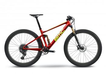 BMC Fs01 One Red Grn Blk M My22