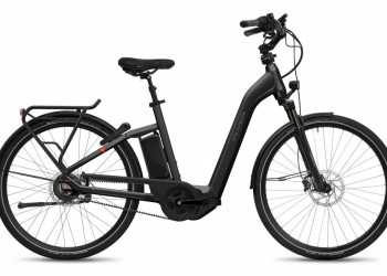 Flyer Gotour5 7.03 M Tiefeinsteiger Pearl Black Gloss  STB 630WH  D0 GX Ultimate