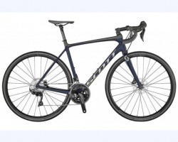 Bicicletta SCOTT Addict 20 Disc stellar blue
