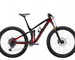 "Trek Fuel EX 9.9 XO1 L (29"""" wheel) Raw Carbon/Rage Red"