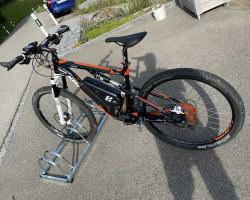 KTM E-Lycan (vollgefedert) zu verkaufen