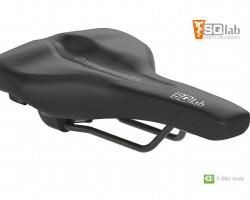 Ergonomischer SQlab Sattel Ergolux E-Bike ready Breite 16 cm