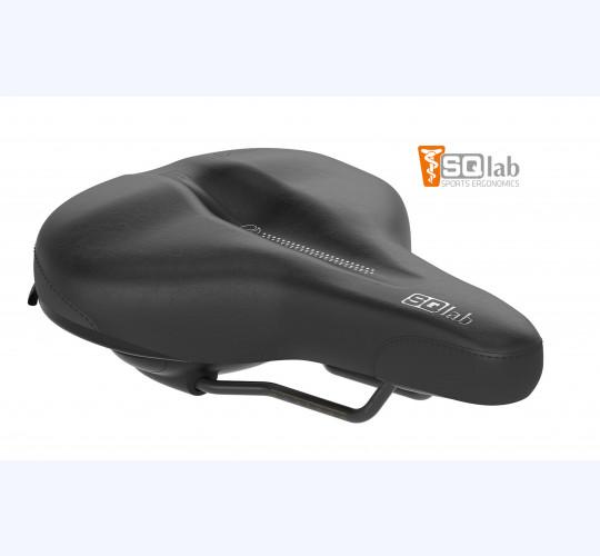 Ergonomischer SQlab Sattel Ergolux Comfort Breite 18 cm