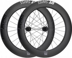 DT Swiss Laufräder ARC 1100 Dicut 80mm Disc
