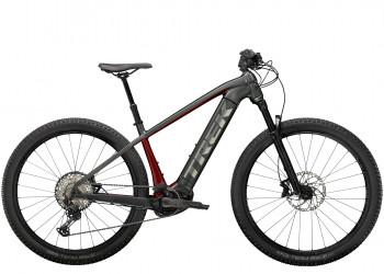 "Trek Powerfly 7 XL (29"""" wheel) Lithium Grey/Crimson"
