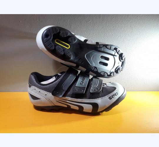 Schuhe Veloschuhe Bikeschuhe Klickschuhe Shimano SPD 36