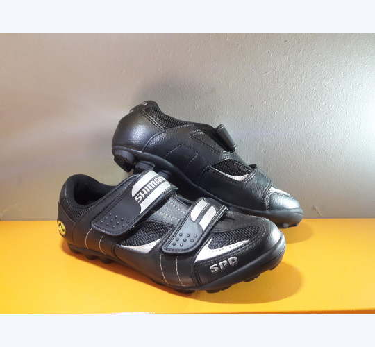 Schuhe Veloschuhe Bikeschuhe Klickschuhe Shimano SPD 40
