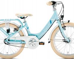 Puky Fahrrad Skyride 20-3 (3-Gang) ALU retroblau