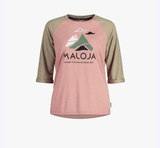 MALOJA LüsaiM.  Freeride Shirt