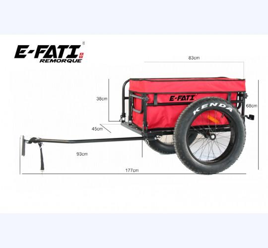 Remorque E-FATI