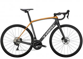 Trek Domane Sl 5 54 Lithium Greyfactory Orange