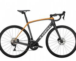 Trek Domane Sl 5 50 Lithium Greyfactory Orange