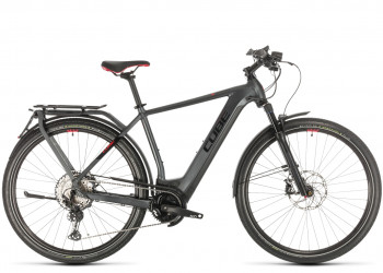 CUBE > Kathmandu Hybrid 45 625 iridium´n´red 2020
