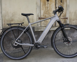 MTB Cycletech > Code Man 45 Km/h