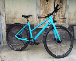 MTB Cycletech > Tool Lady Special Nexus 8 Gates