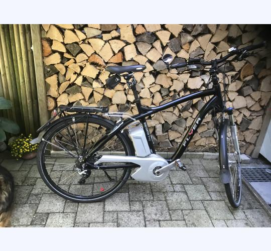 E-Bike Flyer S-Serie XT HS/L (45 km/h)