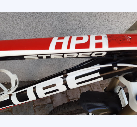 """Cube Stereo HPA 160 SL 26"""""""
