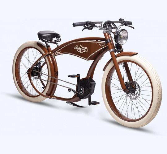 Ruff Cycle Ruffian