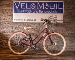Creme City Bike