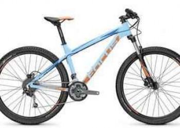 """Focus VTT 27"""" WHISTLER LITE 48 bleu-orange L 623013149"""