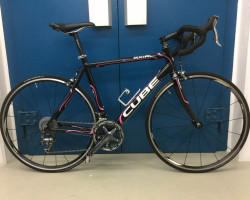 Cube Axial WS GTC Pro carbon'n'berry