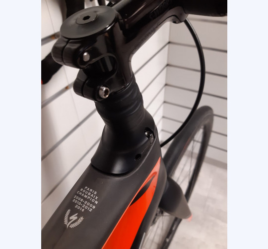 SPECIALIZED Roubaix S-Works McLaren