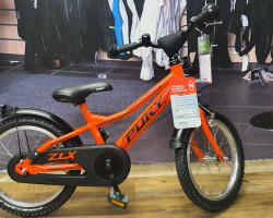 Puky > Kindervelo ZLX 16-1 Alu racing orange