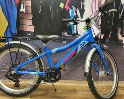 Puky > Fahrrad Crusader 20-6 ALU blau