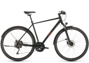 Cube > Nature EXC Allroad black´n´red
