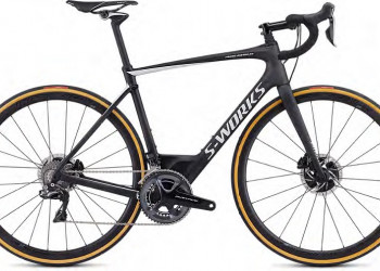 ROUBAIX S-WORKS DI2, Specialized, 94419-0056, Rennvelo, CARB/METWHTSIL