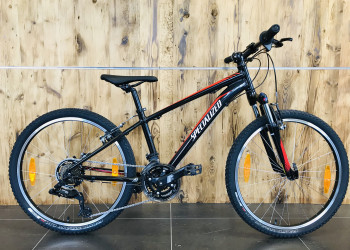 Specialized > HTRK 24 21 SPD GIRL INT BLK/RED/WHT