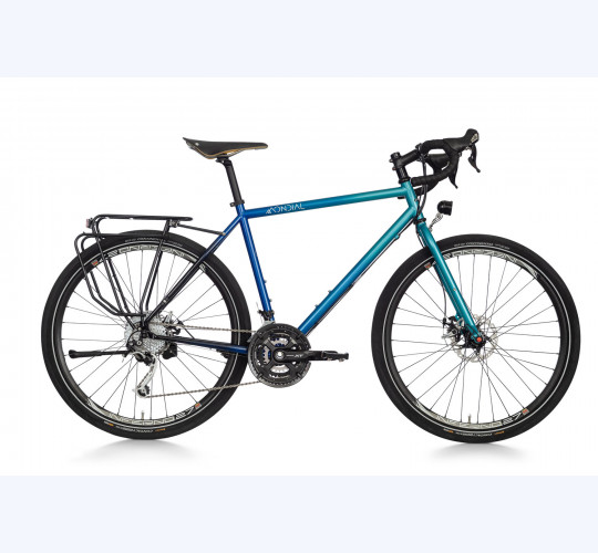 City Cycles MONDIAL touring