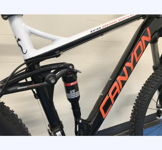 Canyon Racing FS 10