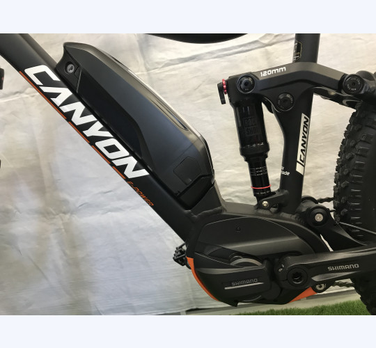 Canyon Racing E37