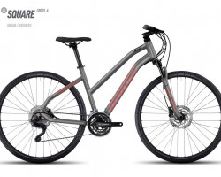 GHOST Square cross 6