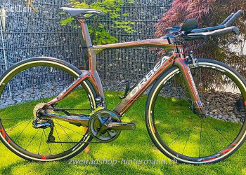 Orbea ORDU OMS ROT WEISS CARBON GR. S
