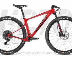 GHOST LECTOR SF LC PRO ROT   SCHWARZ GR. M 2020