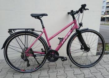 Price > Adventure Race Lady Shimano Deore Disc mit Citykitt