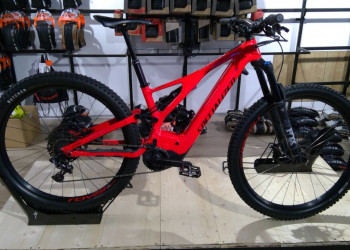 SPECIALIZED Mens Turbo Levo Comp Carbon FSR